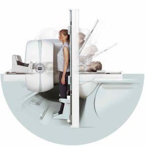 вертикальный МР-томограф