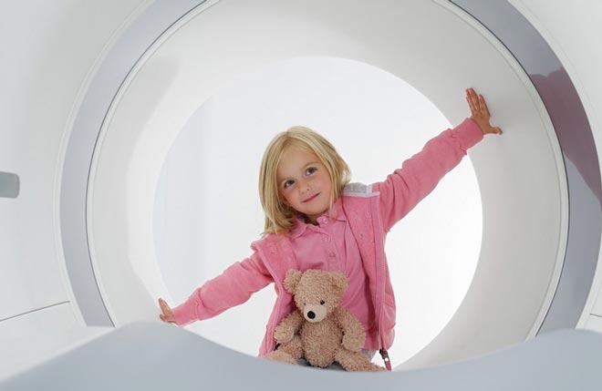 МРТ головного мозга детям: особенности проведения