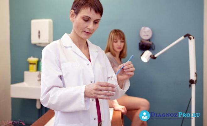 Женский врач