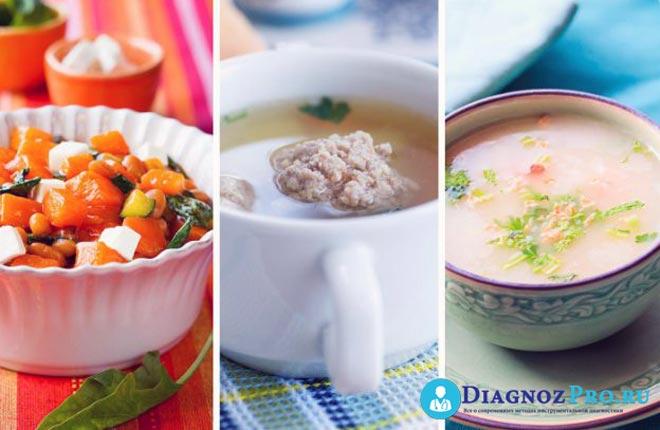 Питание после колоноскопии кишечника: что можно есть после наркоза и Фортранса, диета и меню